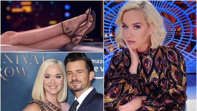 Katy Perry otkrila da je prestala brijati noge otkako je postala mama
