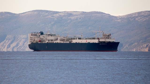 U Rijeku je doplovio dugoočekivani  plutajući LNG terminal