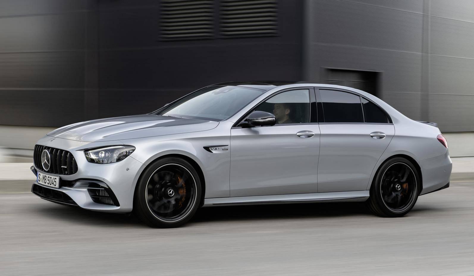Mercedes-AMG E-Klasse Limousine (W 213), 2020