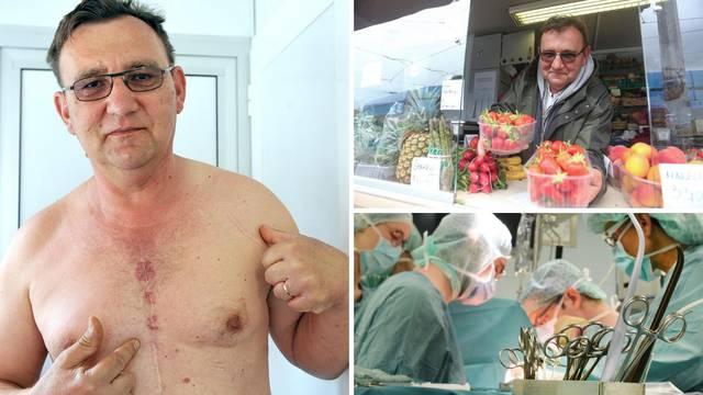 Živi s pola srca: 'Skurili'  nove elektrode da mi spase život...