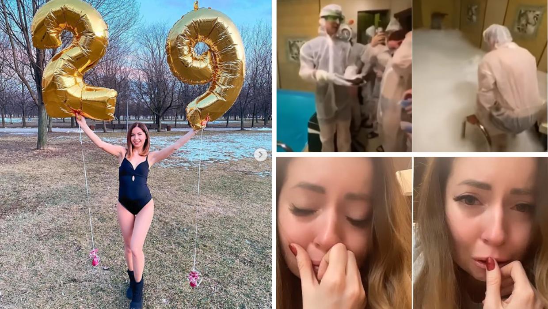 Na rođendanu blogerice umro je njen muž i još dvoje gostiju