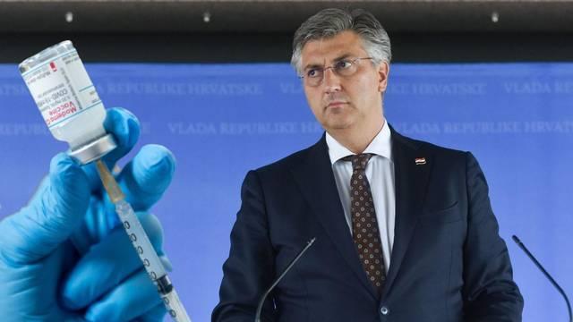 'Donirat ćemo 200.000 doza cjepiva siromašnim zemljama'