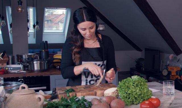 Lana Klingor Mihić pripremila je fantastičan blagdanski obrok
