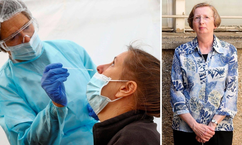 Markotić: Korona 'ne voli' slane otopine, redovito ispirite nos