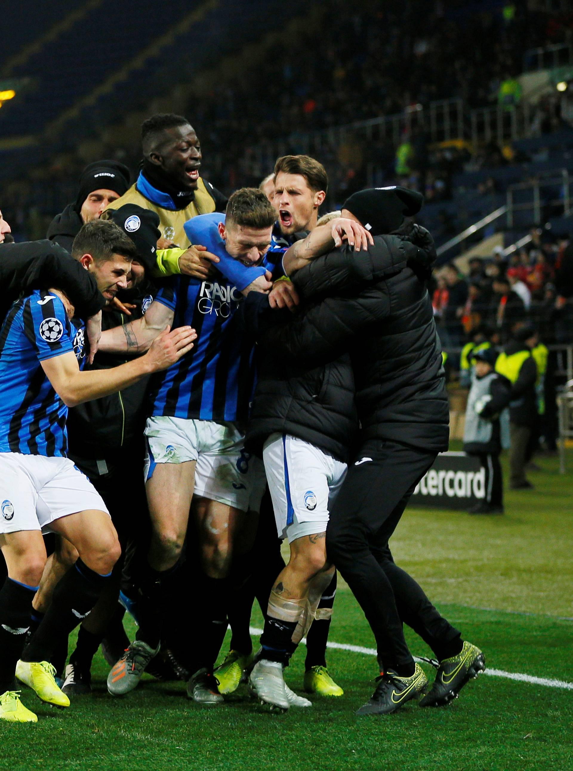 Atalanta prva koja je prošla, a da je izgubila prve tri utakmice
