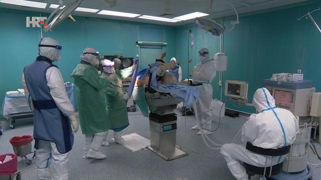 U Dubravi operirali 80 ljudi s koronom, otkrili kako to izgleda
