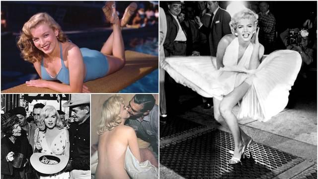 Tragičan život Marilyn Monroe: Odrasla je u sirotištu, a uloge koje su je proslavile nije htjela