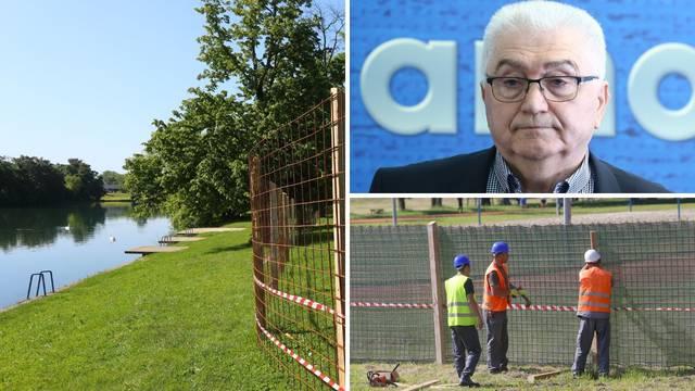 Donator HDZ-a gradi 195 metara dug zid na Korani na mjestu na kojem ona nikad nije plavila...