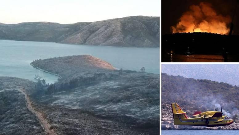 Mladi skiper na rođendanu je ispalio raketu  i zapalio Hvar. Šteta u požaru - 4 milijuna kuna