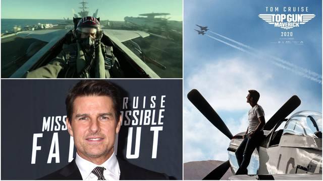 Izašao novi trailer filma 'Top Gun', Tom instruktor pilotima