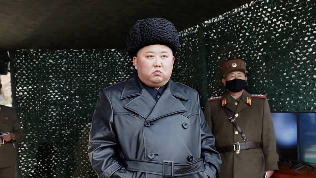Odbacili glasine da je bolestan: 'Kim Jong Un je živ i dobro'