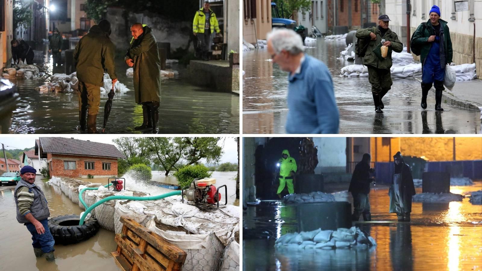 Rastu vodostaji: Četiri škole su prekinule nastavu zbog poplava