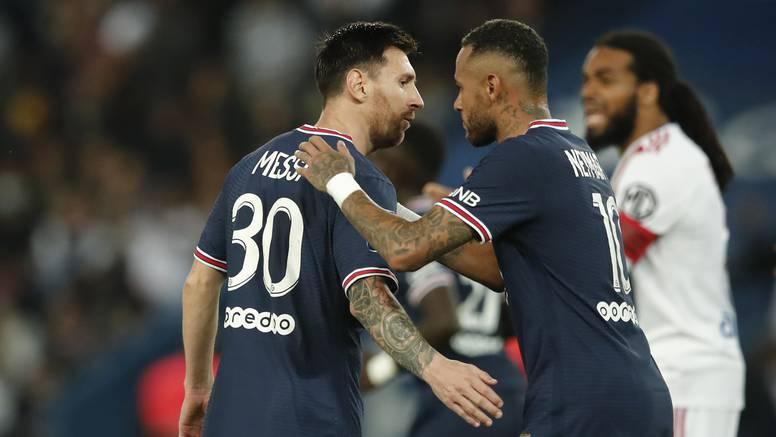 Neymar nije dopustio Messiju da izvede penal, PSG okrenuo duboko u sudačkoj nadoknadi!