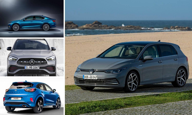 Oni će biti hit i u Hrvatskoj: Ovo su auto zvijezde za 2020.
