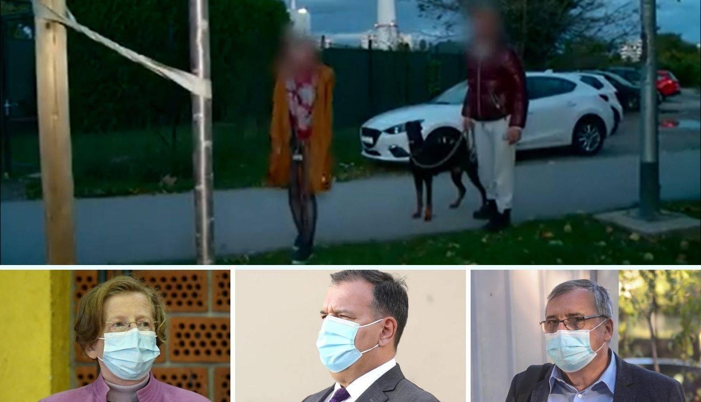 Nedopustive uvrede, iznuda pa prijetnja psom pred  kamerama televizije: 'Sjedi, čekaj napad'