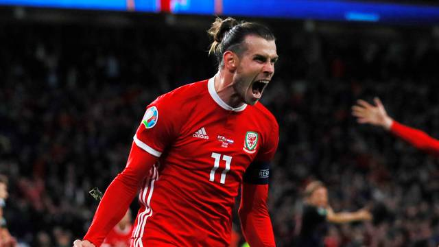 Euro 2020 Qualifier - Group E - Wales v Croatia