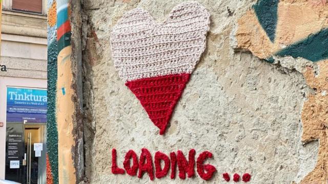 Prizor u centru Zagreba ugrijao je mnogima srce za Valentinovo
