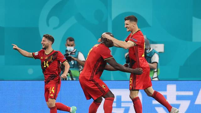 Euro 2020 - Group B - Belgium v Russia