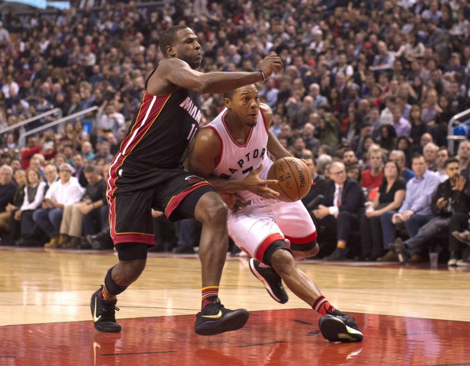 Kyle Lowry, Dion Waiters