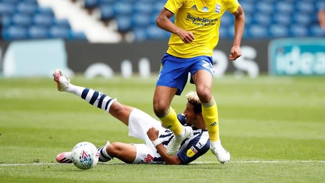 Championship - West Bromwich Albion v Birmingham City