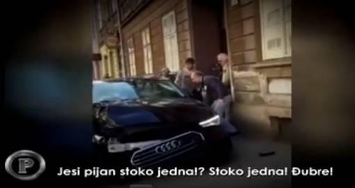 Umalo zgazio bebu: Pogledajte najnoviji video nesreće iz Ilice
