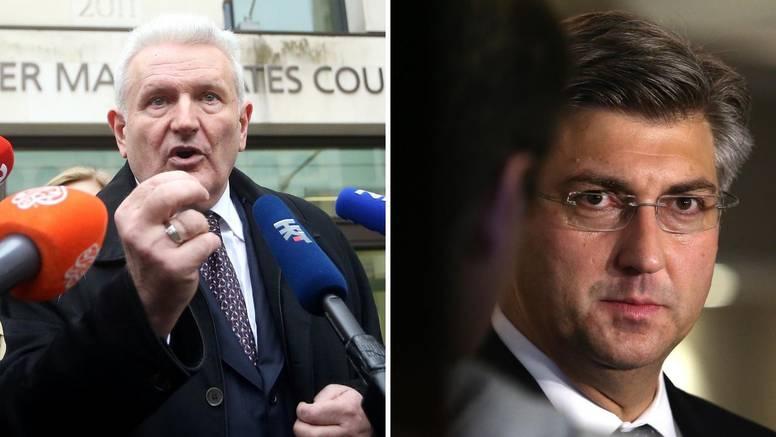 Todorić se obrušio na Plenkija: 'To je sav jad urušenog režima'