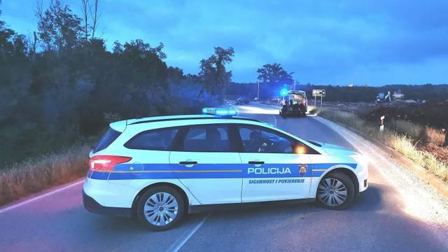 Talijan i Hrvat se potukli nakon prometne nesreće kod Buja