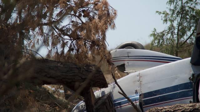 Kod aerodroma na Lošinju srušio se avion, ima ozlijeđenih