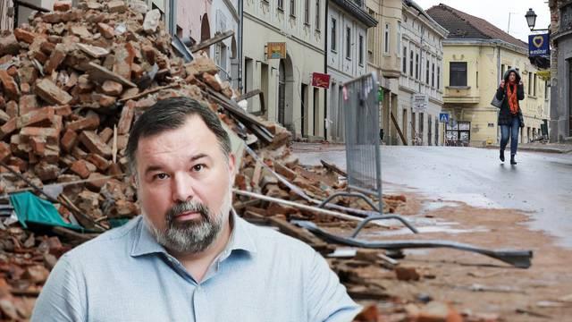 Seizomolog Kuk o potresima: 'Ljudi trebaju prestati živjeti u strahu i brojati svaki potres'