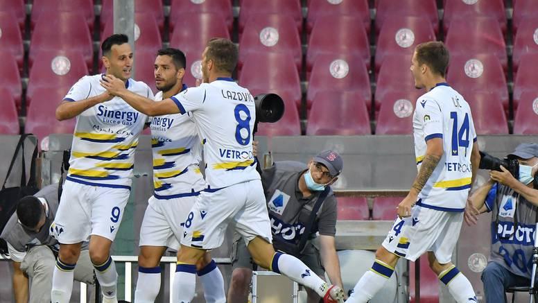 Tudor je preporodio Kalinića: Zabio dva gola u remiju Verone