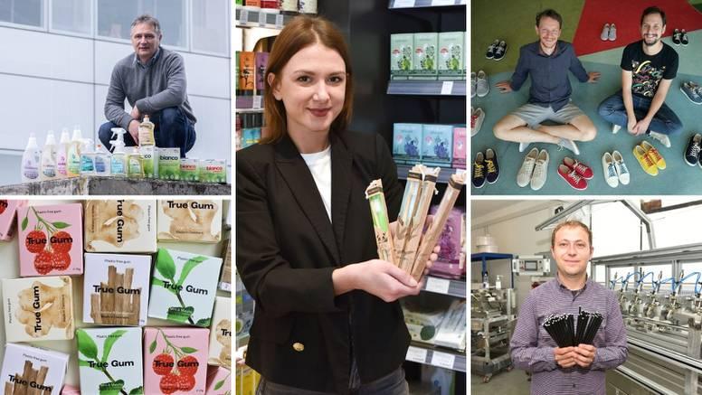 Ovo su hrvatski eko proizvodi: Od tenisica i odjeće do slamki, deterdženata i kozmetike