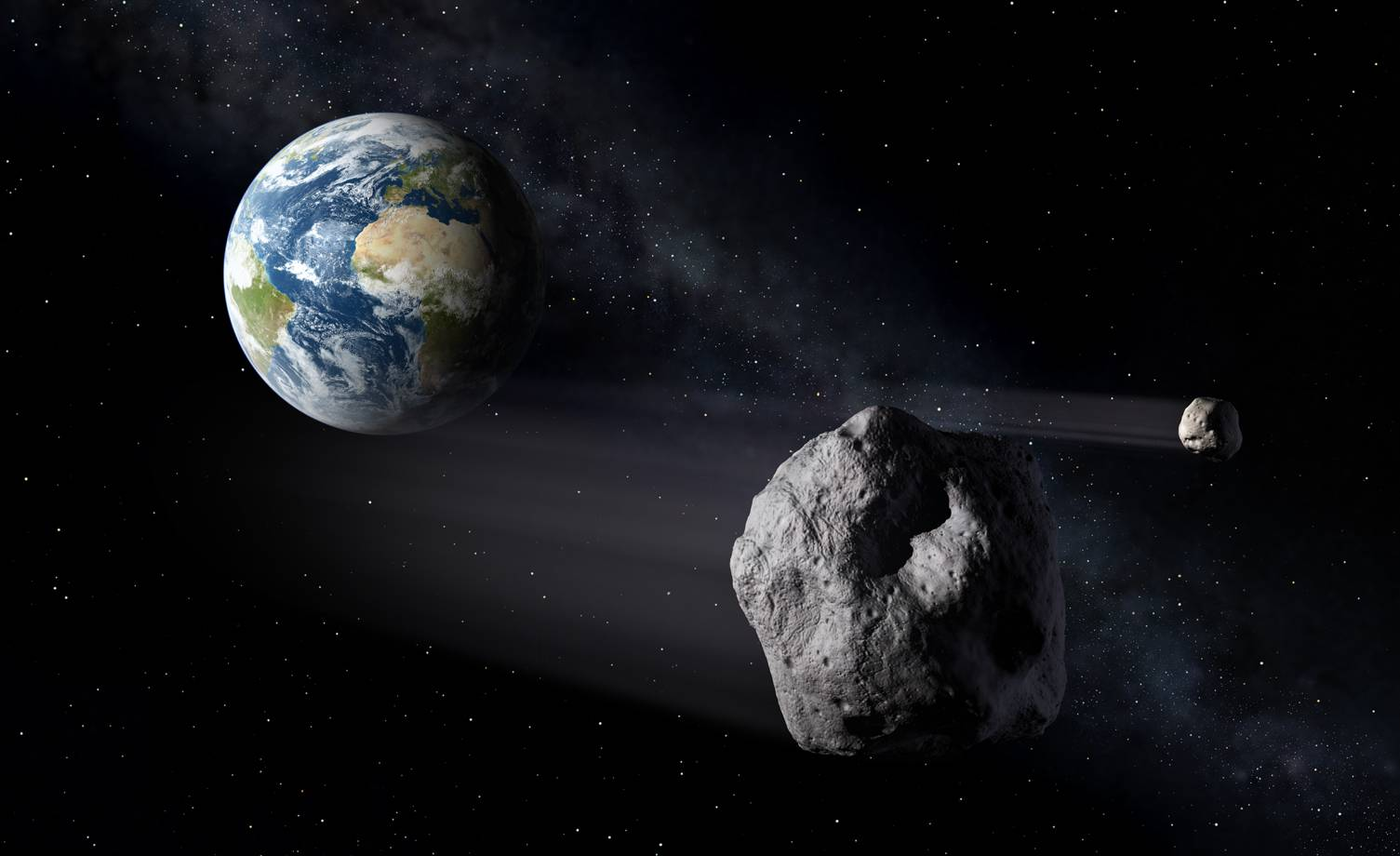 Velik kao zgrada: Asteroid će projuriti 'za dlaku' kraj Zemlje