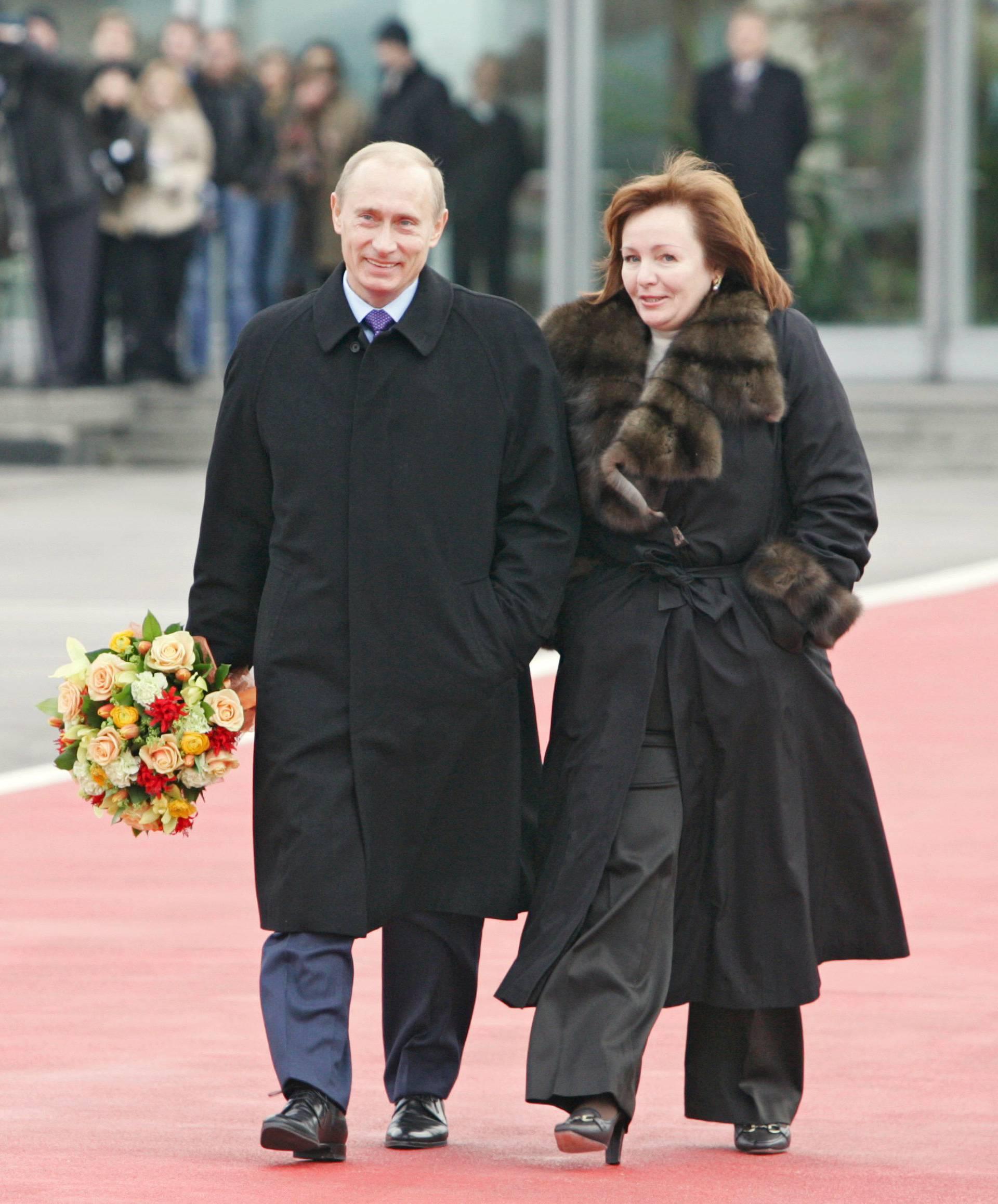President Putin holds a series of meetings November 15, 2006