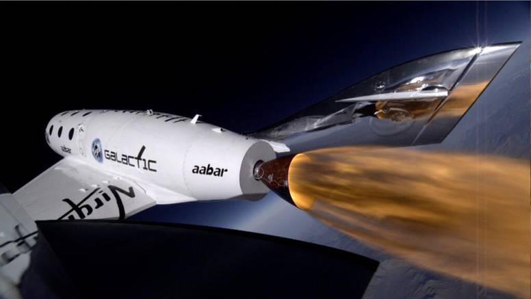 Virgin Galactic prodaje karte za let u svemir za 450.000 dolara