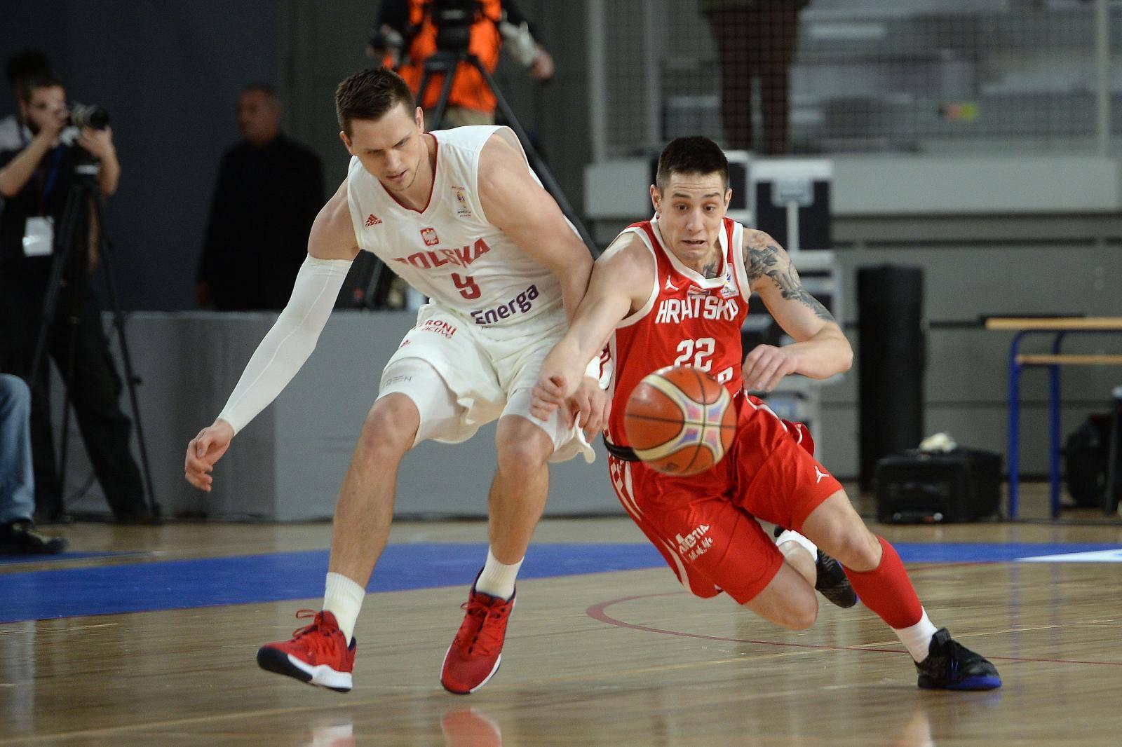 Druga kvalifikacijska utakmica za SP u košarci, Hrvatska - Poljska