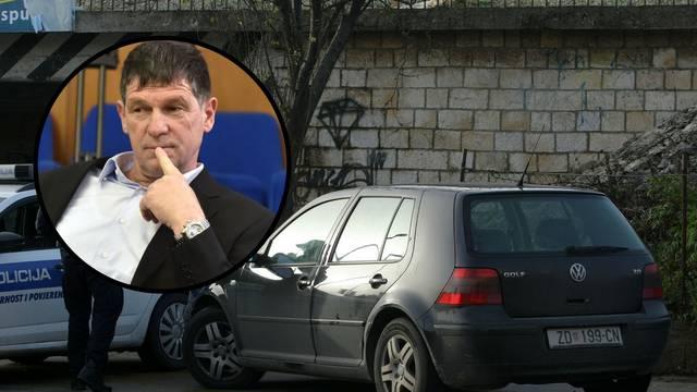 Uhvatile su ga Kobre: Sinovčić je vozio neregistrirani Audi A8