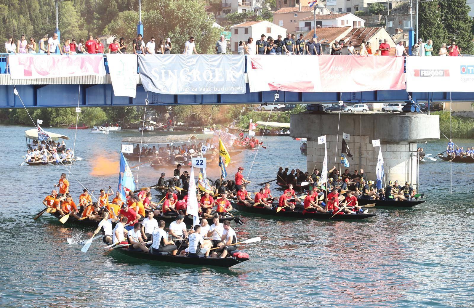 23. Maraton lađa na Neretvi