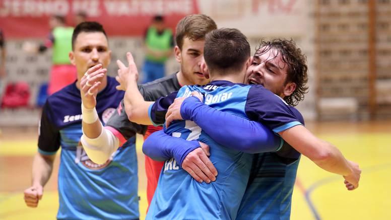 Olmissum u drami slavio protiv Makarana, Vrgorac lako u finale