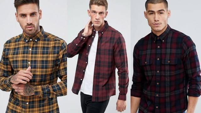 Karirane košulje: Top muške kombinacije za različite prigode