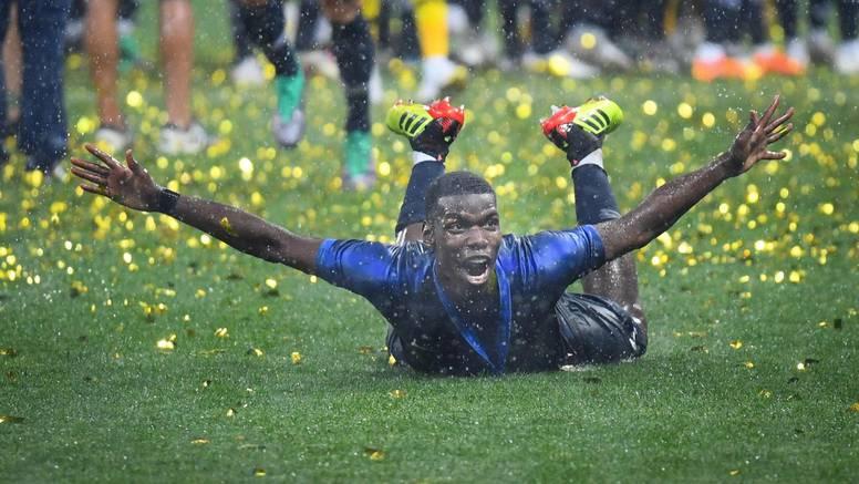 Paul Pogba pozitivan na koronu