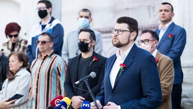 Predstavljanje kandidature Ante Franića za gradonačelnika Splita