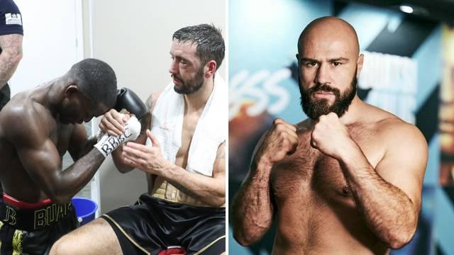 Izgubio, ali protivnik mu se divi: Marko Čalić oduševio je Hearna!