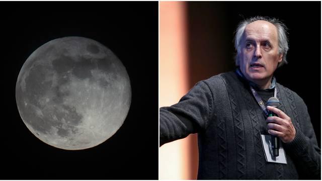 Ugledni hrvatski astronom o 'otkriću' NASA-e: To  da vode ima na Mjesecu,  nije neka vijest