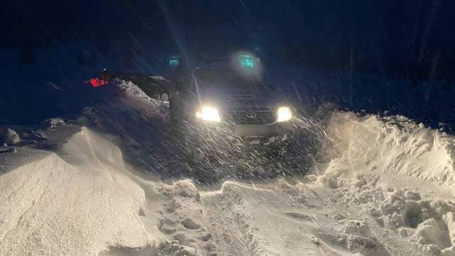 Brrrr: Hrvatska će se smrzavati na -15°C, snijega će biti još više