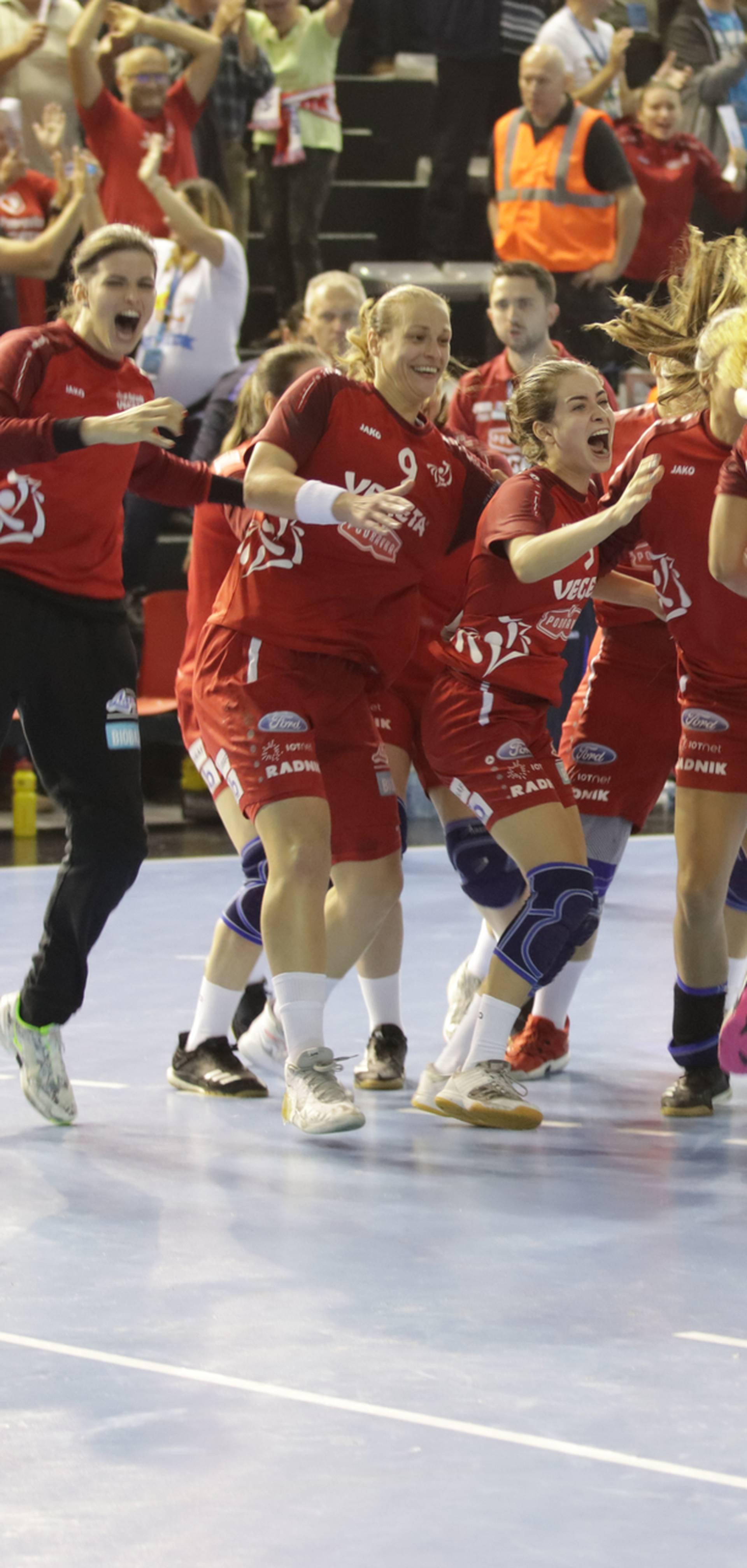 Podravka  slavila u EHF kupu: Milosavljević zabila 10 golova