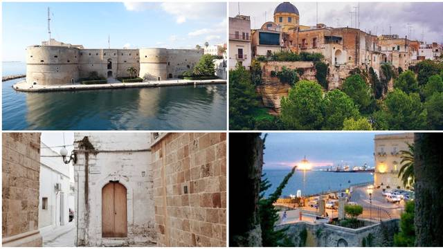 Talijanski grad Taranto