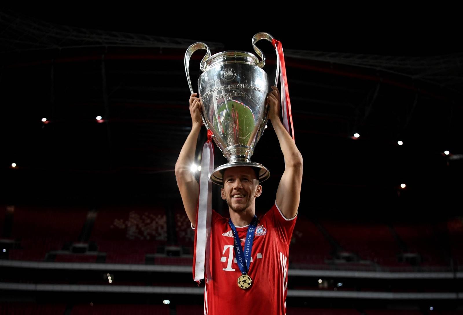Le Bayern de Munich remporte la finale de la ligue des Champions UEFA 2020 à Lisbonne en gagnant 1-0 face au PSG (Paris Saint-Germain)