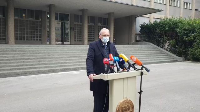 Božinović o kaznama za nepridržavanje mjera: 'Nitko neće nikome upadati u stan'