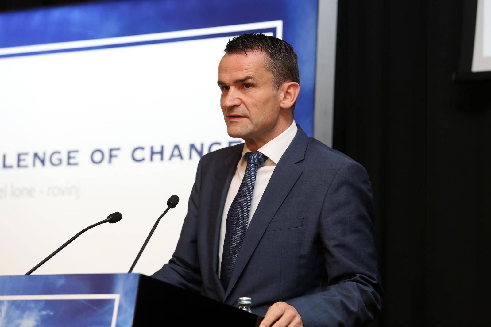 Rovinj: Konferencija Zagrebačke burze i fondovske industrije u hotelu Lone
