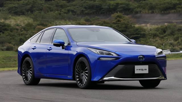 Nova generacija Toyote koja troši vodik, a proizvodi vodu